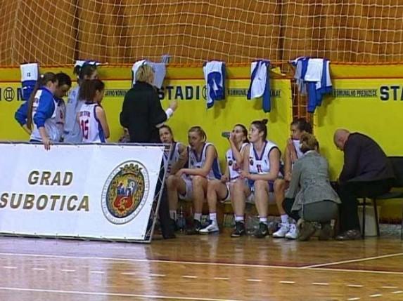 Košarkašice Spartaka izborile takmičenje u najvišem rangu