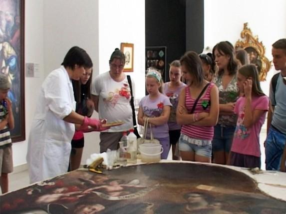 Restauracija uživo do kraja septembra u Gradskom muzeju