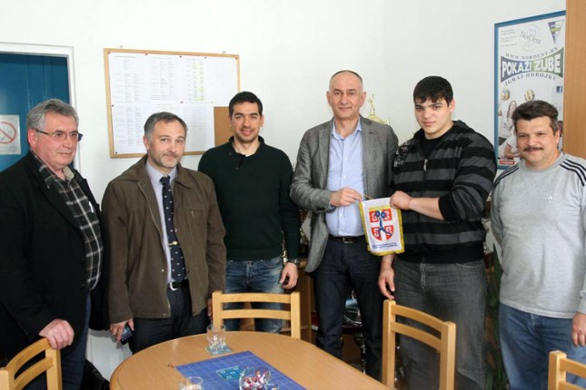 Mladi dizač tegova Spartaka dobio podršku Olimpijskog komiteta Srbije