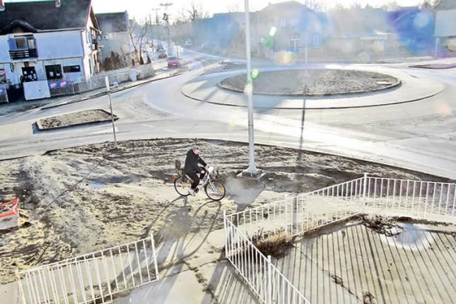Urbanisti zaboravili na pešake i bicikliste