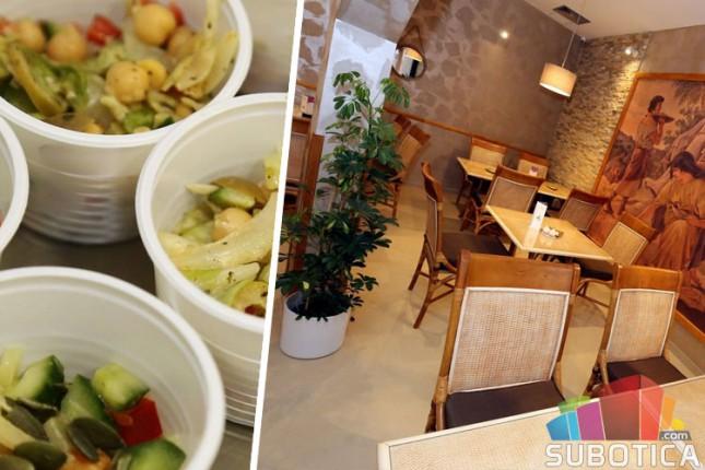 Otvoren prvi veganski restoran u Subotici