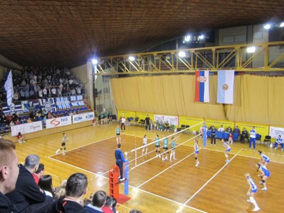 Drugi tim ženskog odbojkaškog kluba Spartak prvak lige