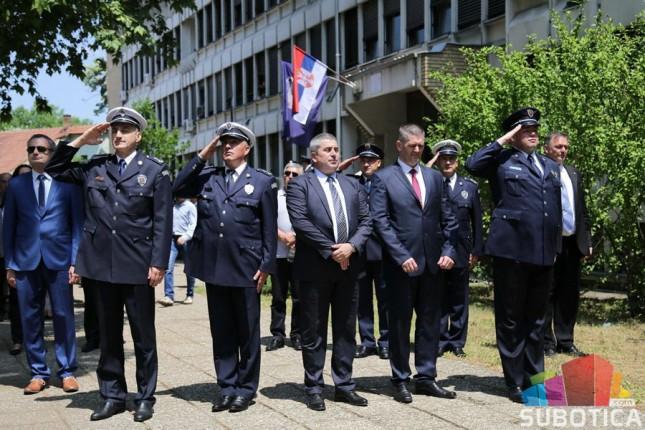 Obeležen Dan policije