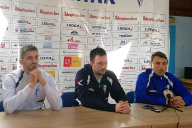 Fudbal: Spartak maksimalno motivisan pred sutrašnje gostovanje Partizanu