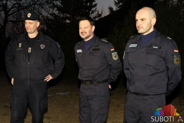 Nemačke termovizijske kamere love ilegalce
