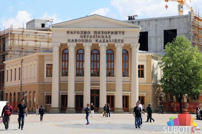 Potpisan ugovor o dodeli 27 miliona za nastavak radova na Pozorištu