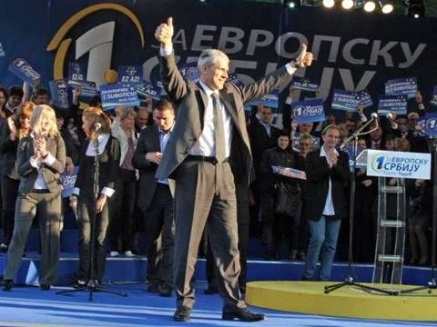 Boris Tadić u Subotici
