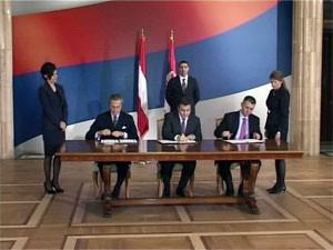 """Potpisan memorandum: """"Swarovski"""" i zvanično u Subotici"""