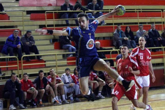 Rukometaši Spartaka pobedom protiv Morave započeli borbu za opstanak (26:24)