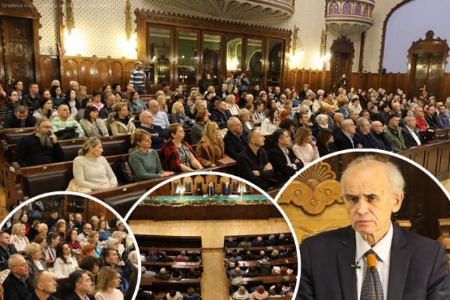 Ruski stručnjak održao predavanje o imunitetu