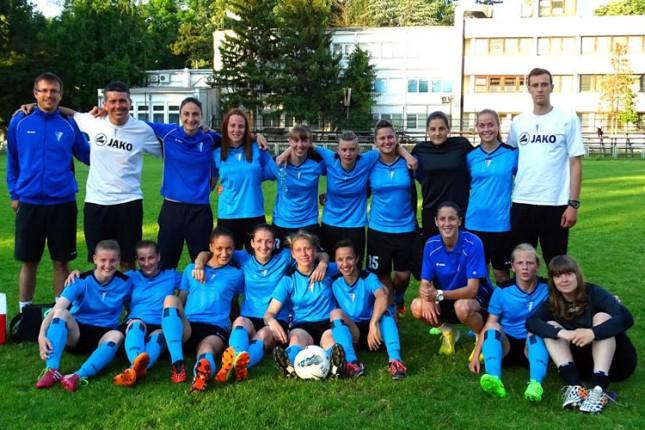 Fudbalerke Spartaka pobedile i u Kruševcu za kraj šampionske sezone