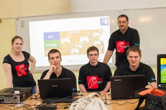 "Studenti VTŠ dobitnici Mikrosoftovog prizanja na takmičenju ""Imagine Cup 2014"""