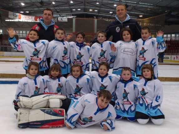 "Sportske aktivnosti hokejaškog kluba ""Spartak"""
