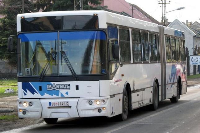 Najviše putnika na linijama ka Industrijskoj zoni Mali Bajmok