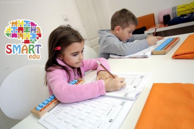 Upis na edukativne programe u Smart edu centru za razgibavanje moždanih vijuga