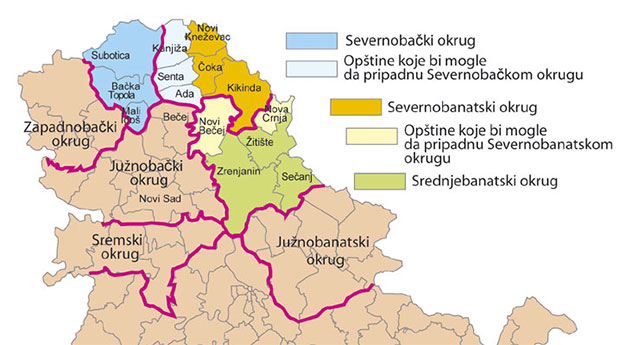 Mađarske Stranke Prekrajaju Mape Vesti 24 01 2013 Subotica