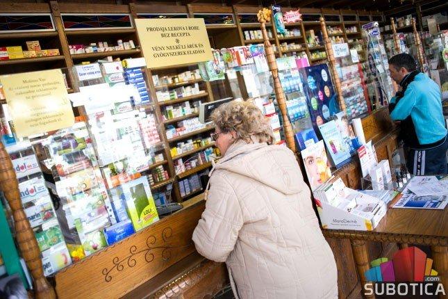 Lekova cene apoteka srbija Farmaceuti traže