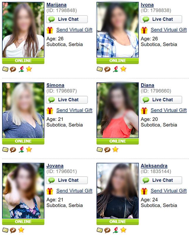 prostitutke koje koriste stranice za upoznavanje