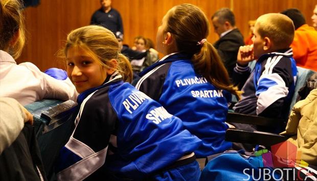 Plivacki klub Spartak - vanredna sednica