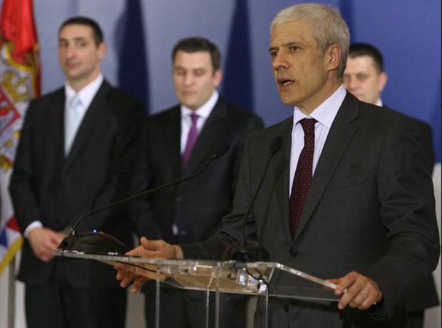 Swarovski SuboticaSwarovski Subotica - predsednik R Srbije Boris Tadić