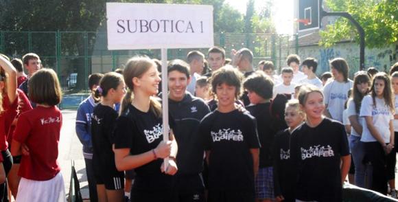 Budi fer - pokreni igru 2011 :: Subotica, Modest Dulić, Nemanja Simović