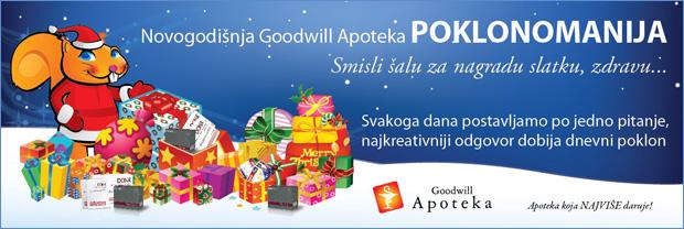 Goodwill Apoteka Subotica - Poklonomanija