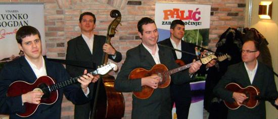 Park Palić - promocija Palića u Sloveniji