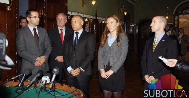 Ambasador Izraela u poseti Subotici
