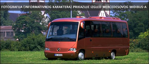 Midibus u Subotici - unapređenje gradskog prevoza