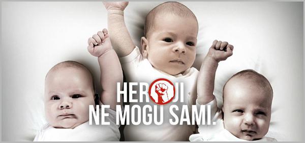 Bitka za bebe - Subotica