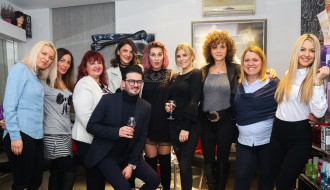 Glam Night with Revlon u frizerskom salonu IN STYLE - Subotica